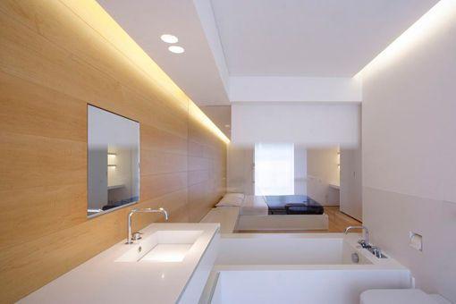 Mamparas de cristal para separar espacios - Tabiques de cristal para viviendas ...