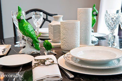 Tendencias decorativas: comedor de Raúl Martins, Casa Decor 2014