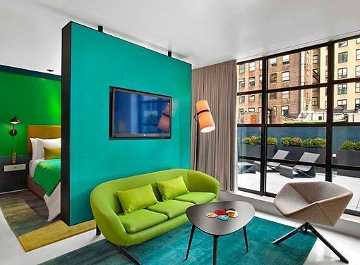 Hotel Boutique en Nueva York