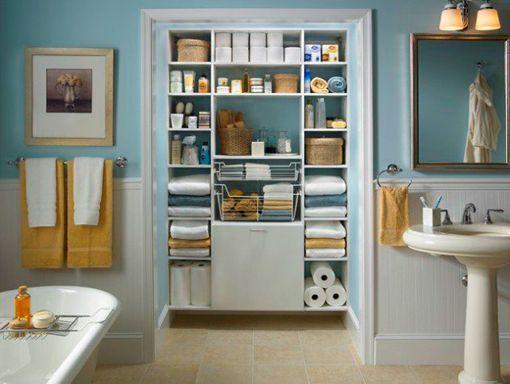 12 armarios y sistemas de almacenaje bien organizados