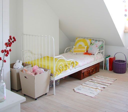 Casa familiar moderna y luminosa, dormitorio infantil
