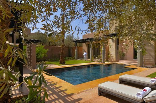 Hotel Royal Palm Marrakech, en Marruecos: villas