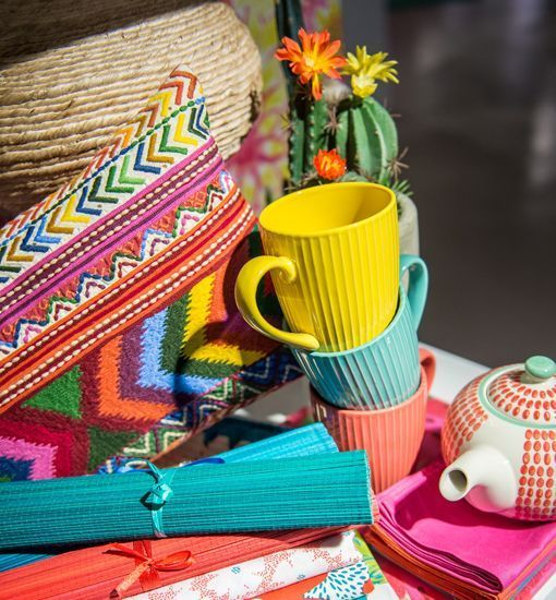 Tendencias de estilo y color 2015: inspiración mexicana