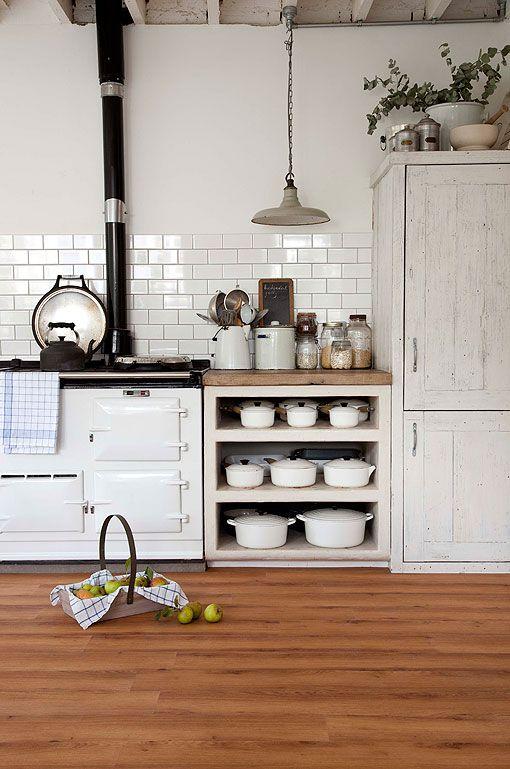 Suelos vin licos y porcel nicos alternativas a la madera y piedras - Suelo vinilico para cocina ...