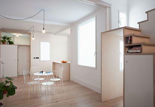 Un piso reformado en el centro de madrid - Pisos reformados madrid ...