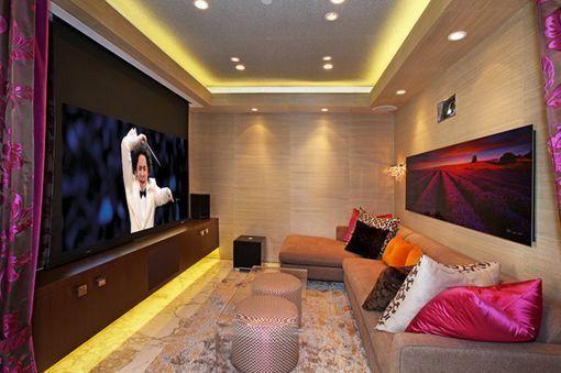 C 243 Mo Crear Una Sala De Cine En Casa