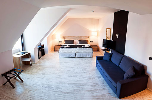 Junior Suite del Hotel Catalonia Berlin Mitte