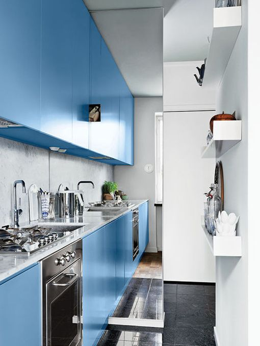 Cómo decorar habitaciones estrechas y alargadas