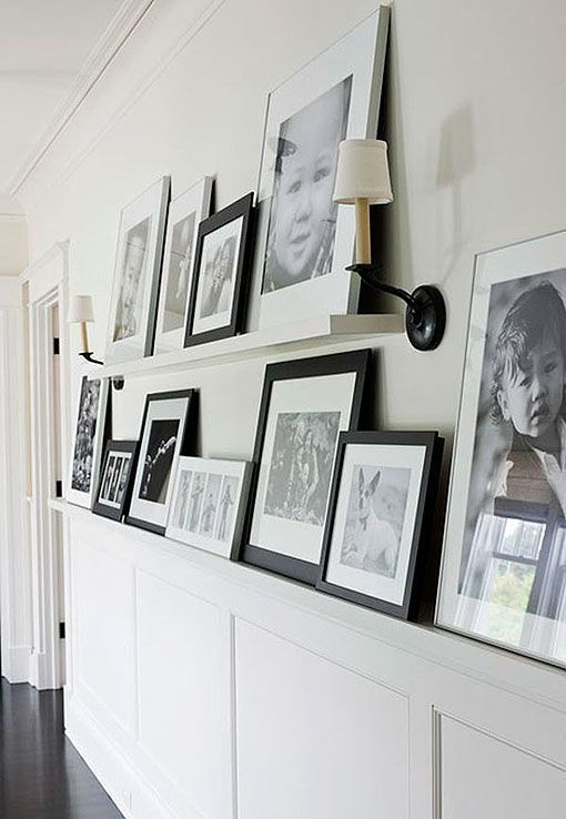 15 ideas para decorar con fotos. ¡Inspírate!