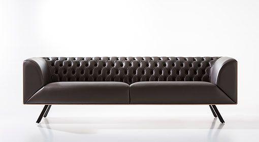 Novedades en sofás y butacas: piezas que aúnan diseño y tradición