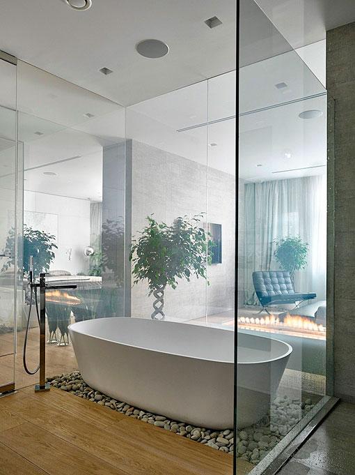 Exceptional Dormitorio Moderno Y Elegante Con Baño Integrado