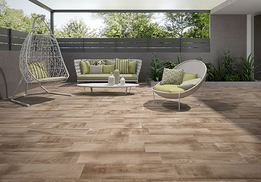 Suelos de exterior para porches y terrazas las soluciones - Suelo de madera para terraza ...