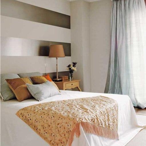 12 ideas para decorar el cabecero de la cama