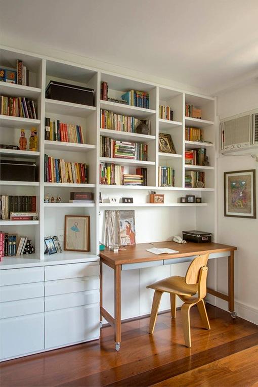 Escritorio Integrado En Una Librería