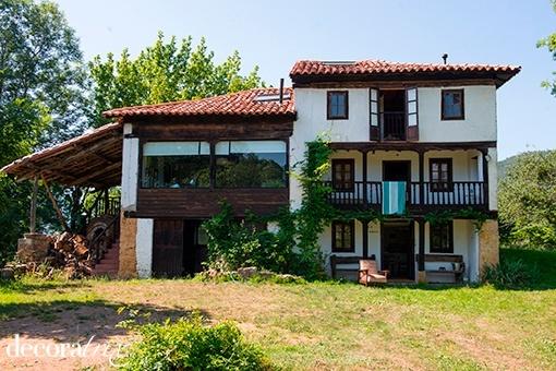 Casa rural frente a los picos de europa en asturias - Casas rurales en el campo ...