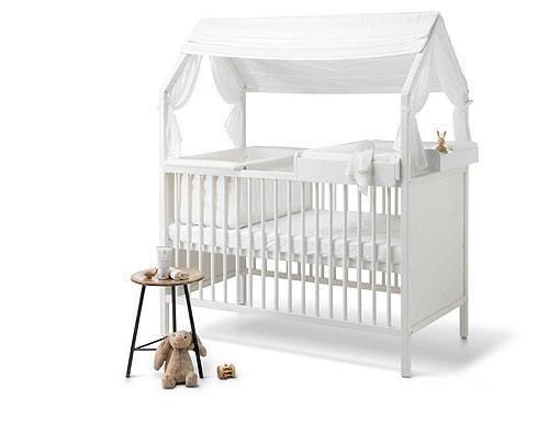 Muebles convertibles y modulares para habitaciones infantiles