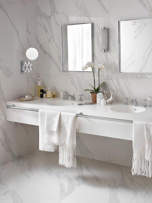 Lavabos diferentes para cada estilo de cuarto de baño