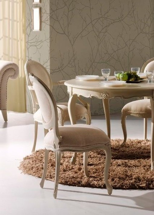 Nuevas reinterpretaciones de las sillas estilo Luis XVI