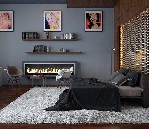 Dormitorios En Tonos Grises 10 Propuestas Para Inspirarte
