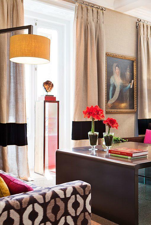 Cocina, comedor y salón: un espacio clásico y a la vez contemporáneo