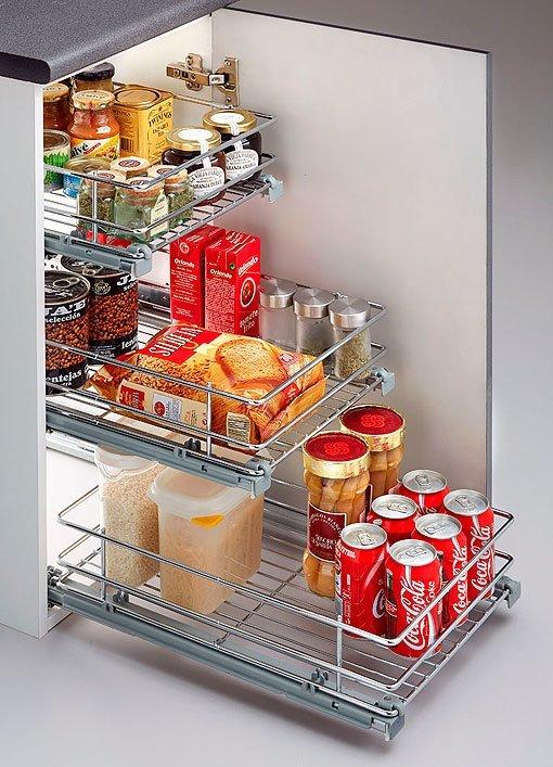 Soluciones para mantener tu cocina en orden - Orden en la cocina ...