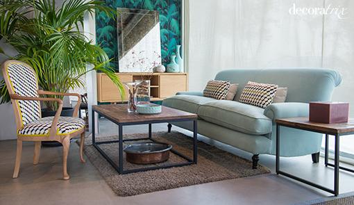 Dormitorio con zona de estar - Sofas para habitacion ...