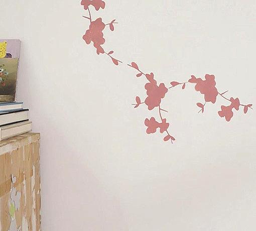 Diy en un trix plantillas decorativas para pintar la pared - Cenefas de papel infantiles ...