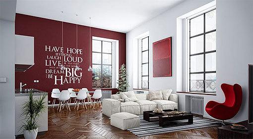 Salones Y Comedores Modernos. Beautiful Comedor Moderno Salones ...