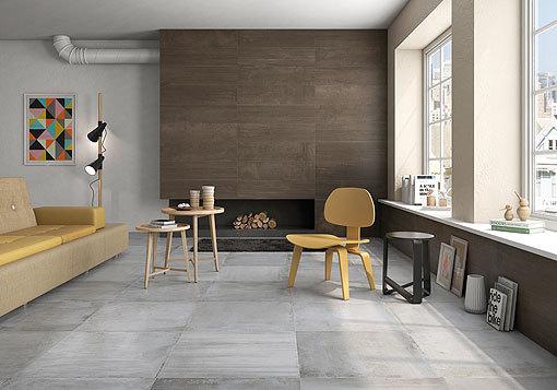 Suelos y paredes de cer mica para toda la casa - Materiales para forrar paredes interiores ...