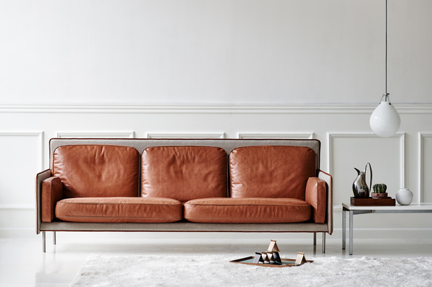 Cinco sofás de diseño nórdico que quisiera tener