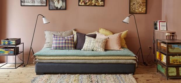 Cómo elegir los cojines para el sofá