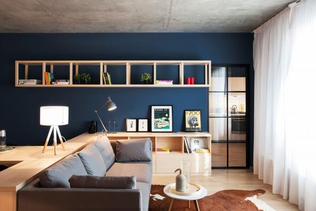 Reforma de un apartamento de 50 m2