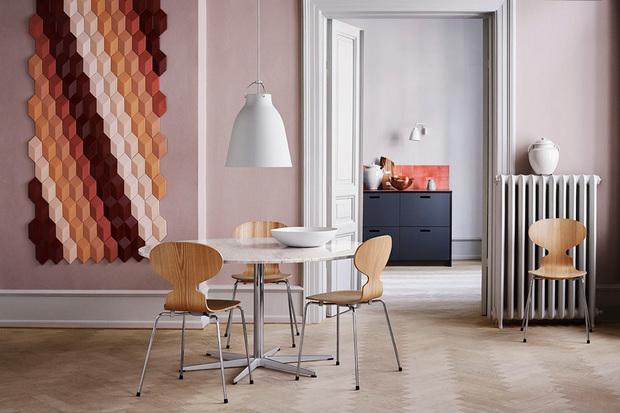 Sillas de diseño nórdico: Arne Jacobsen y Fritz Hansen