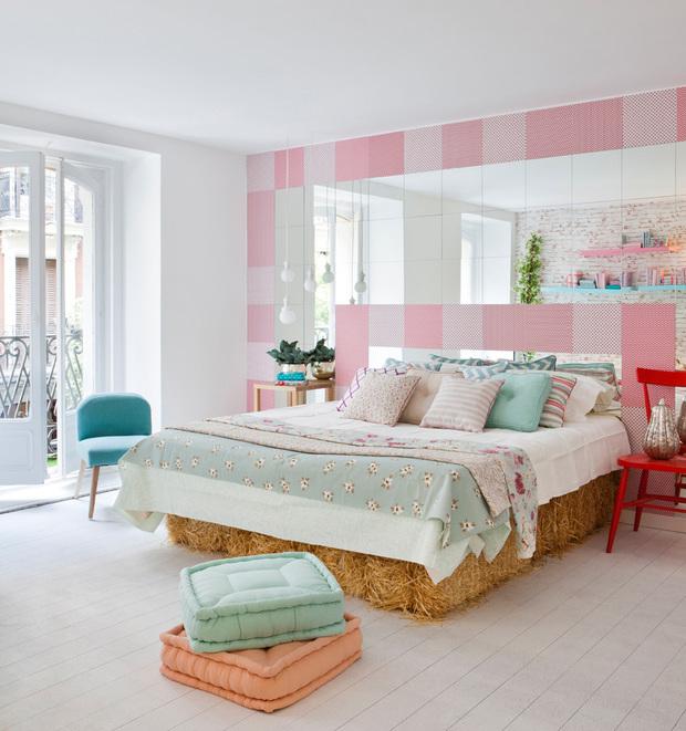 12 camas sin cabecero