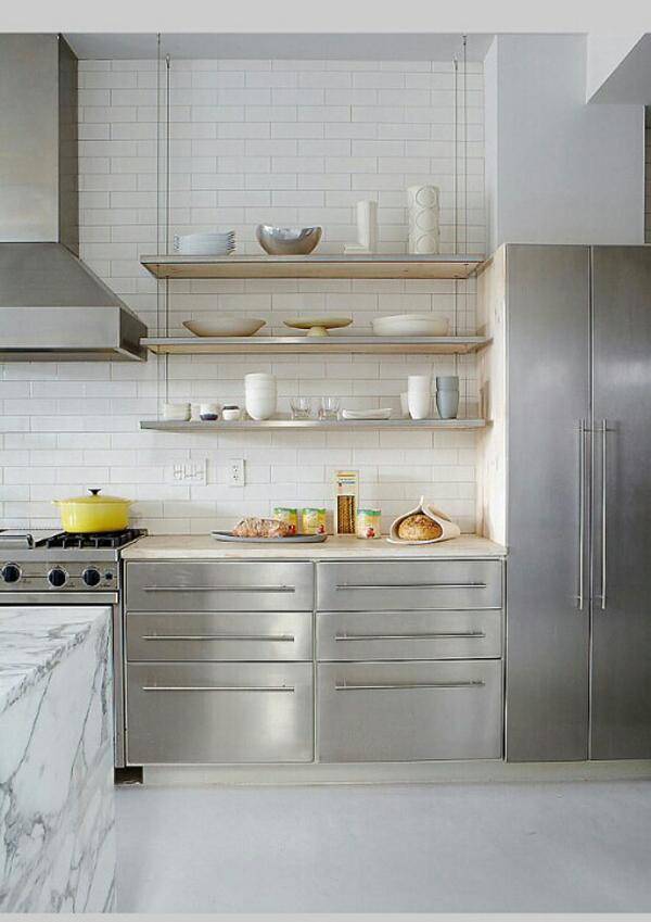 Cómo integrar los electrodomésticos en la cocina