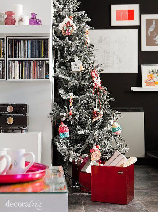 Decoraci n navide a para apartamentos diminutos for Departamentos decorados para navidad