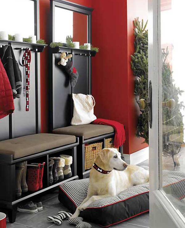 Ideas para decorar un recibidor de grandes dimensiones