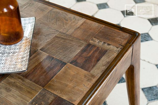Mesas de comedor de madera de estilo vintage
