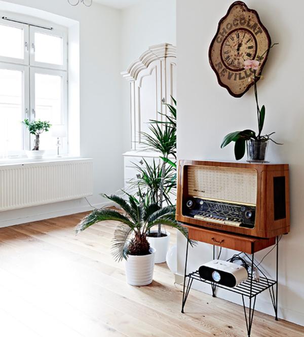 Decorar con radios antiguas - Decoracion casas antiguas ...