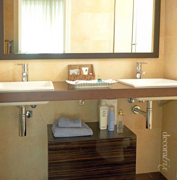 Siete ideas para renovar un cuarto de baño pequeño
