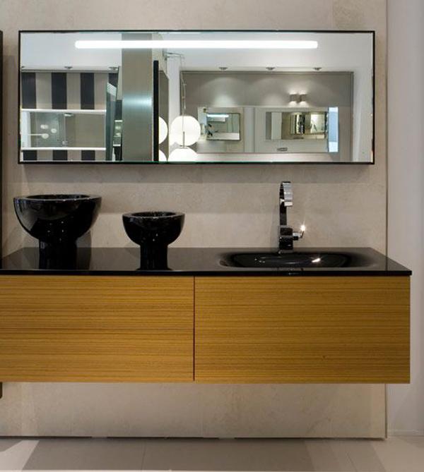 Muebles de lavabo suspendidos - Muebles para el lavabo ...