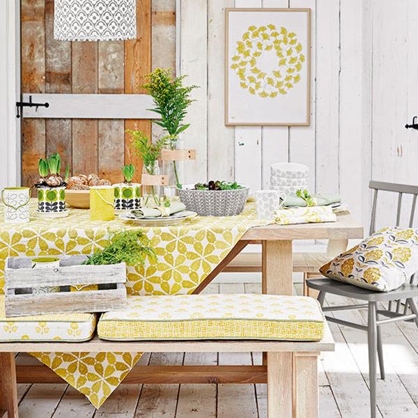 Vestir la mesa con manteles - Manteles mesa rectangular ...