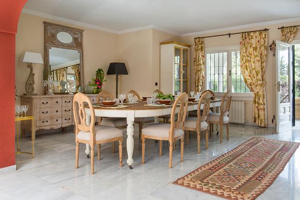 Una casa de verano en Marbella