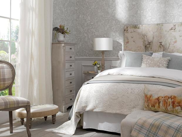 Ideas para tapizar cabeceros de cama - Cabeceros de cama tapizados de tela ...