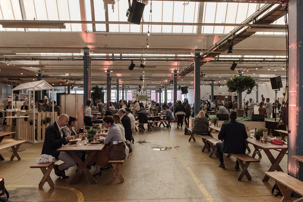 Jornada Food festival en Think Next by Franke