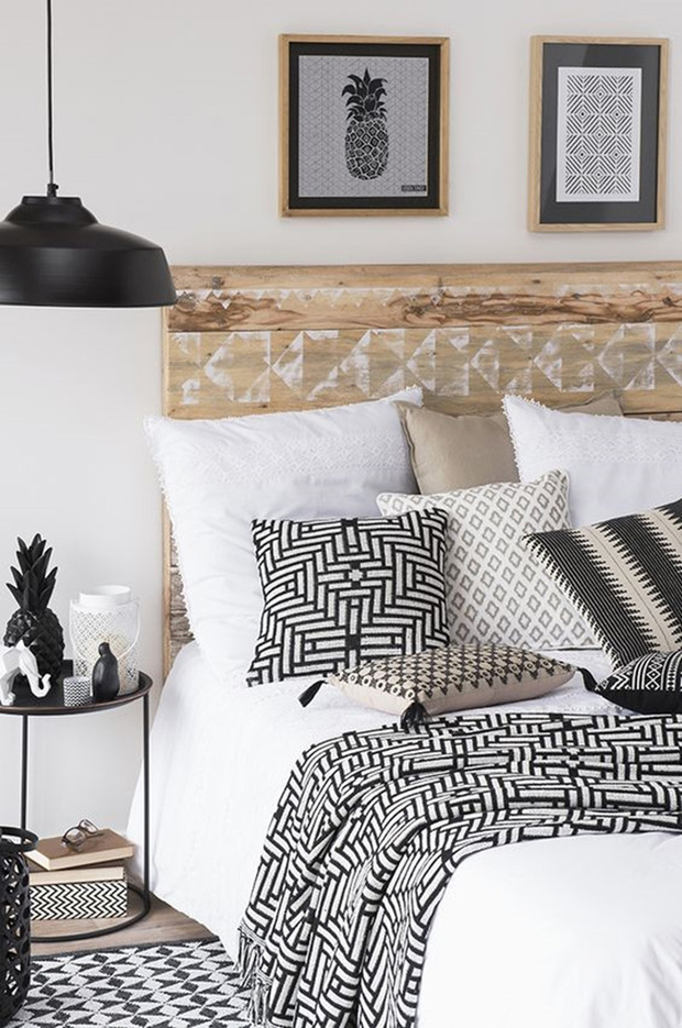 Cómo vestir la cama con un resultado cálido y armónico