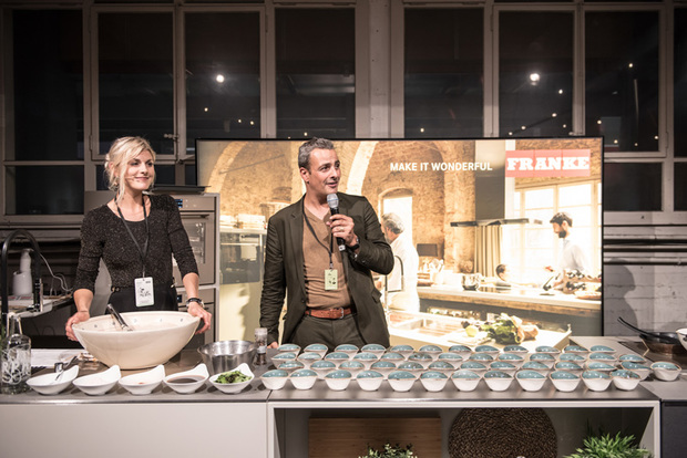 Food Festival en Think Next by Franke