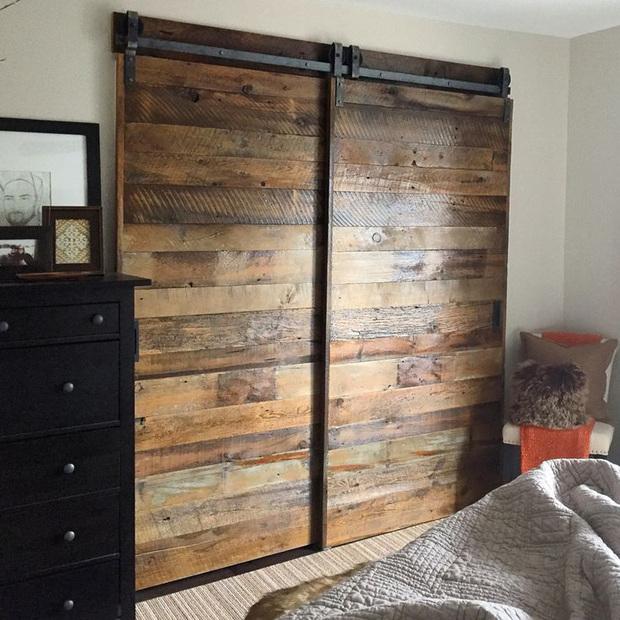 Puertas de armario de distintos estilos