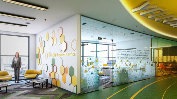 Antalis Interior Design Awards, proyecto de oficinas
