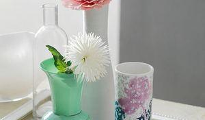 Ideas Decorativas Para Hacer Arreglos Florales Y Con Plantas - Centros-de-mesa-con-plantas-naturales